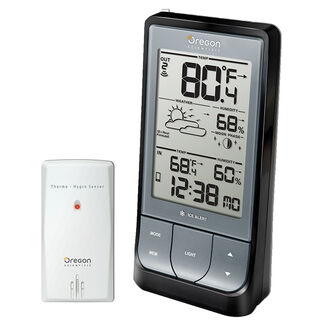 Oregon Scientific Weather@Home Bluetooth® Enabled Weather Station